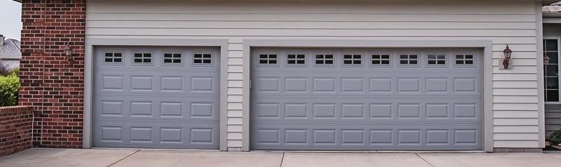 Raised Panel Garage Door by CHI